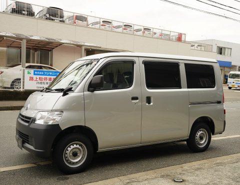 【問合番号:18S-077】トヨタ ライトエース バン型霊柩車