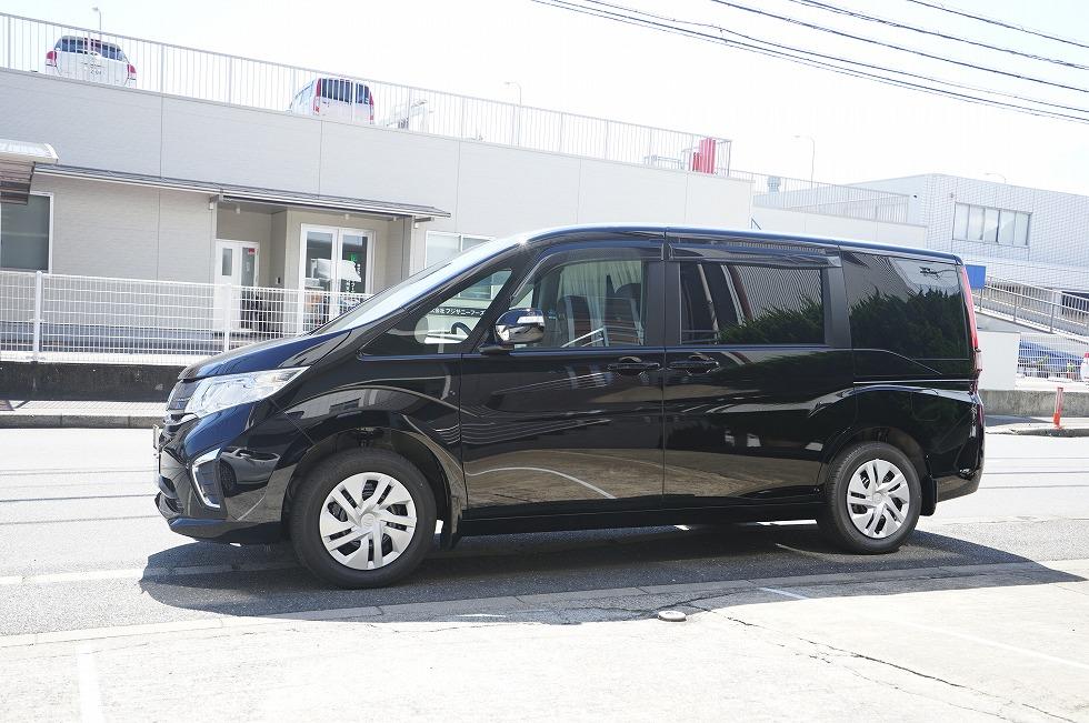 【問合番号:16S-026】ホンダ ステップワゴン バン型霊柩車