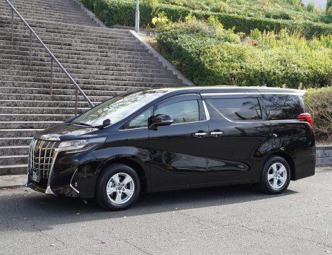 【問合番号:19S-062】トヨタ アルファード 二棺同時積載対応 バン型霊柩車
