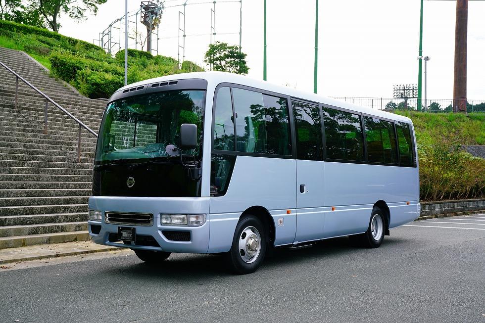 【問合番号:17S-59】日産シビリアン バス型霊柩車