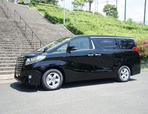 【問合番号:16S-044】トヨタ アルファード バン型霊柩車