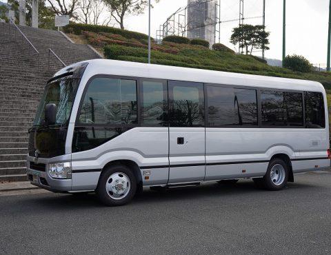 【問合番号:20S-006】トヨタ コースター バス型霊柩車