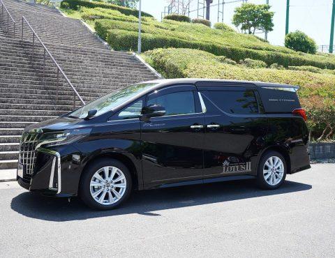 【問合番号:20S-010】トヨタ アルファード ロータスⅡ バン型霊柩車