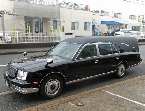 【問合番号:21S-001】トヨタ センチュリー ロングデッキ霊柩車
