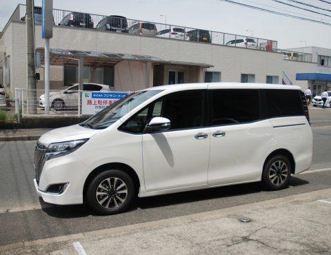 【問合番号:20S-032】トヨタ エスクァイア バン型霊柩車