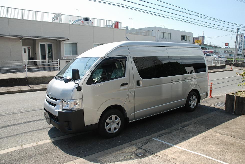 【問合番号:16S-039】トヨタ ハイエースコミューター バン型霊柩車