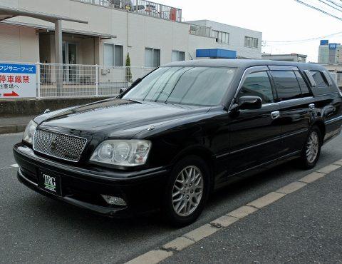 【問合番号: 21TA-029】トヨタ クラウン エステート 洋型霊柩車