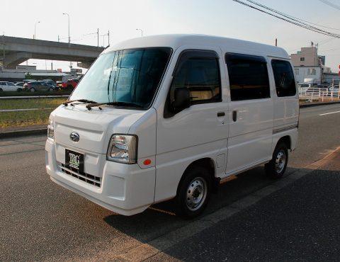 【問合番号:21T-034】スバル サンバー トランスポーター 軽霊柩車
