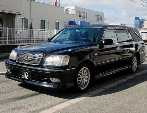 【問合番号:15S-033】トヨタ クラウンエステート 洋型霊柩車