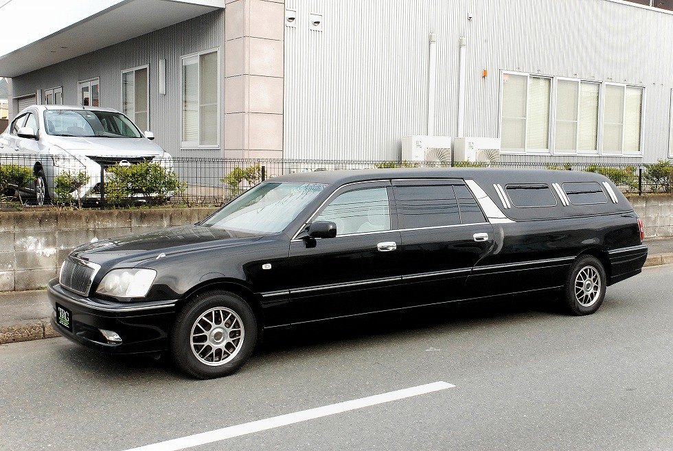 【問合番号:21TA-041】トヨタ クラウンエステート リムジン霊柩車