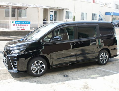 【問合番号:20S-059】トヨタ ヴォクシー バン型霊柩車
