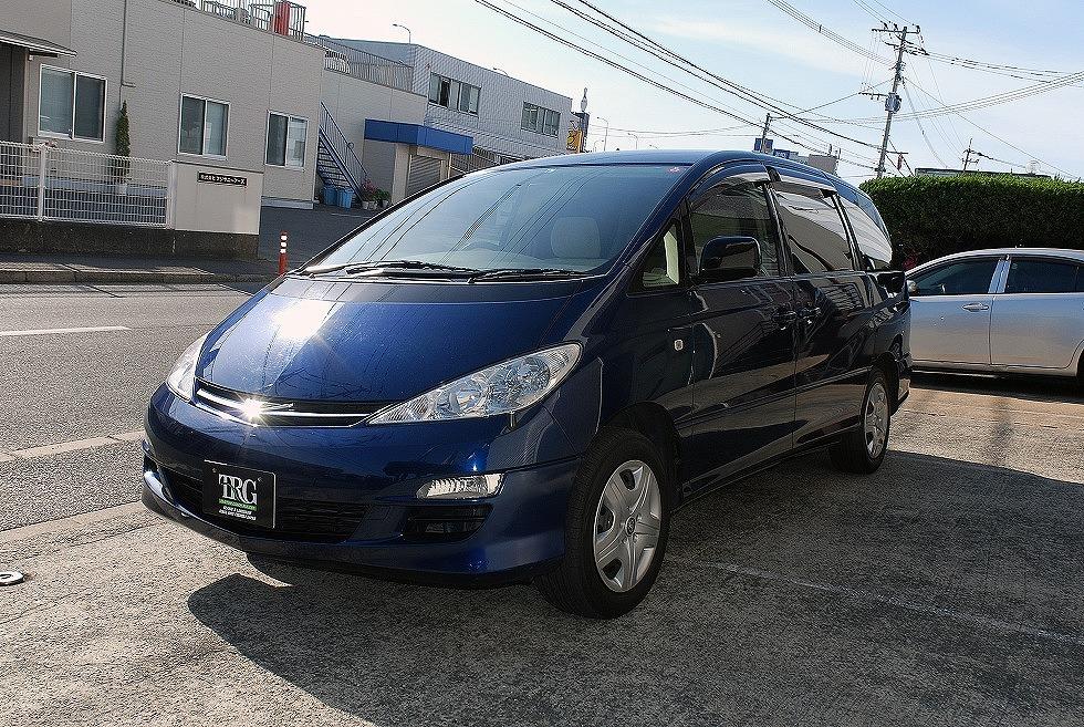【問合番号:22TA-016】トヨタ エスティマ バン型霊柩車