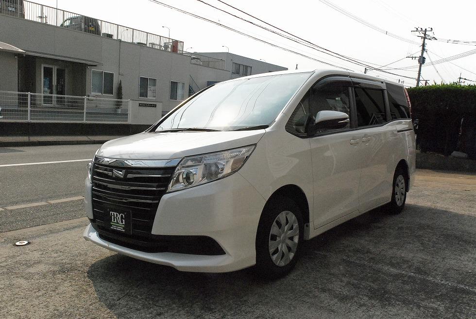 【問合番号:22T-020】トヨタ ノア バン型霊柩車(ホワイト)