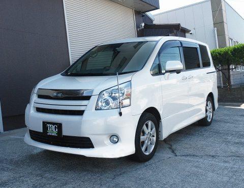 【問合番号:22T-024】トヨタ ノア バン型霊柩車
