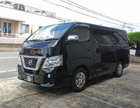【問合番号:22S-042】日産NV350キャラバン 什器運搬専用車