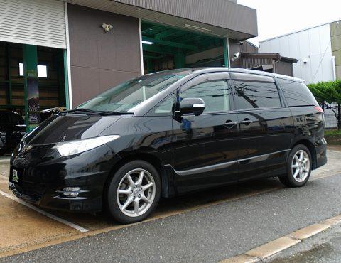※ご成約車:中古車ページ更新【問合番号:09S-043】トヨタ エスティマ バン型霊柩車
