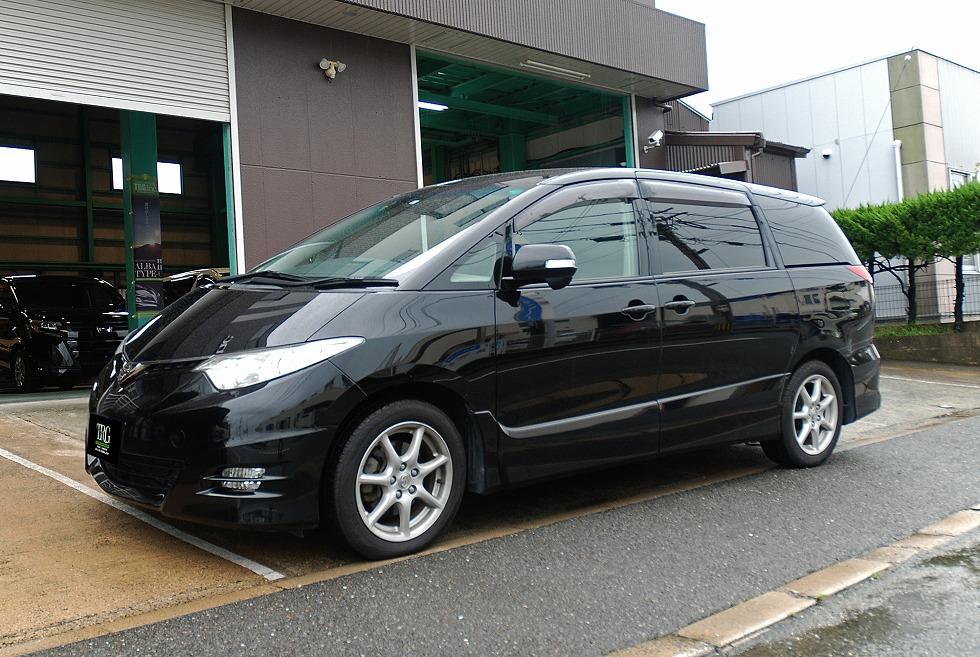 【問合番号:09S-043】トヨタ エスティマ バン型霊柩車